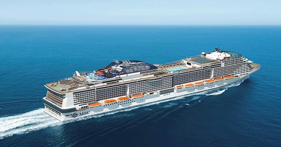 2020年春节豪华邮轮推荐-MSC荣耀号最新式旗舰型邮轮-阿拉伯海 波斯湾巡游 迪拜 阿布扎比 法拉利公园 卡萨布 马斯喀特 萨巴尼亚岛10日游y