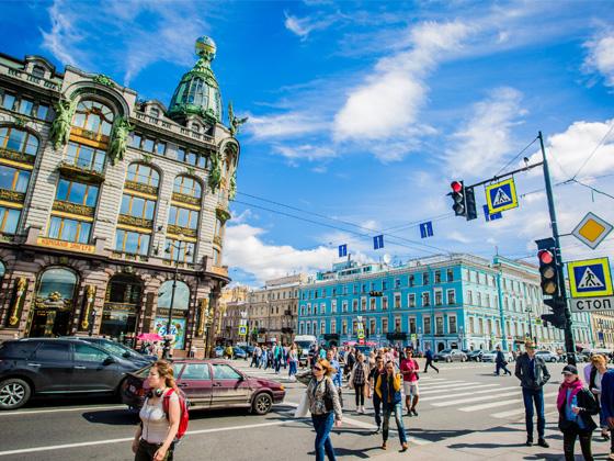【报名立减 错峰特惠】青岛到俄罗斯旅游线路推荐-莫斯科+圣彼得堡+金环小镇9日游 青岛直飞 当地四星 俄式风味餐