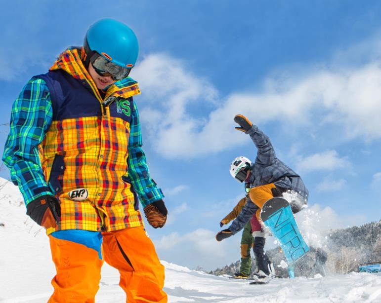 青岛旅行社-Club Med 地中海度假村-北大壶度假村 吃住玩乐 一价全含 冬季家庭度假首选