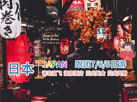 【春节日本经典线路推荐】日本东京,大阪,奈良,京都,美山町,富士山双飞六日游J
