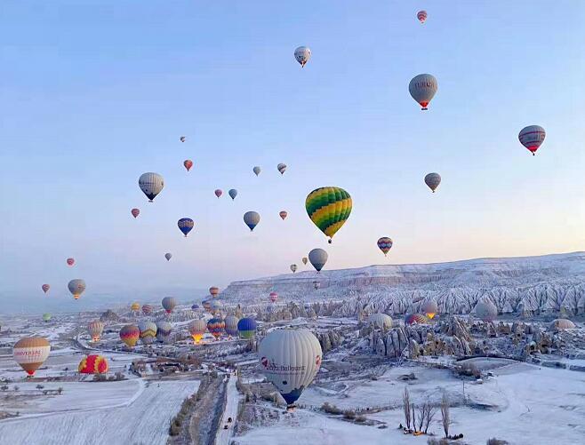 【除夕旅游 土耳其推荐】伊斯坦布尔,圣索非亚大教堂,安塔利亚游船,孔亚-卡帕多奇亚,热气球12日游q