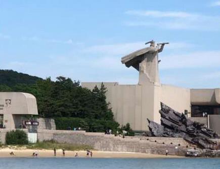 青岛旅行社十一半岛游-青岛到龙口南山、蓬莱、烟台、威海纯玩三日游